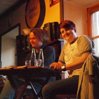 Carolin & Nicolai; Literaturtage in Lauffen