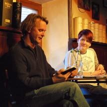 Nicolai & Carolin; Literaturtage in Lauffen