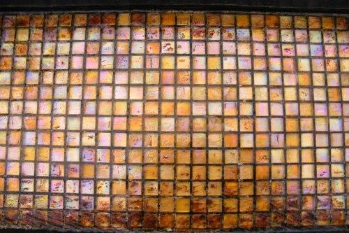 Mosaik Wassertreppe