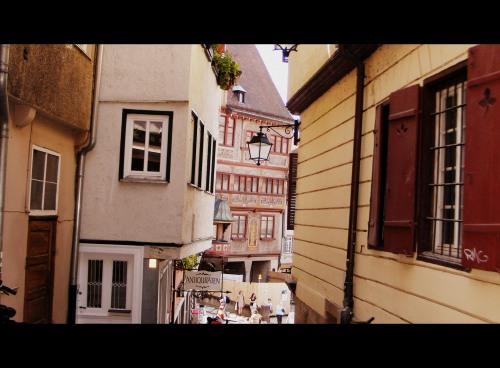 Tagesausflug nach Tübingen