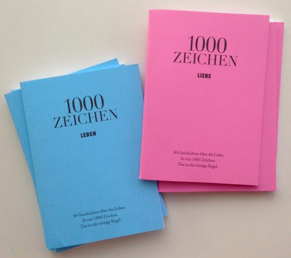 1000 Zeichen Liebe und Leben