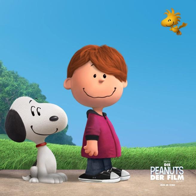 Caro im Peanuts-Universum
