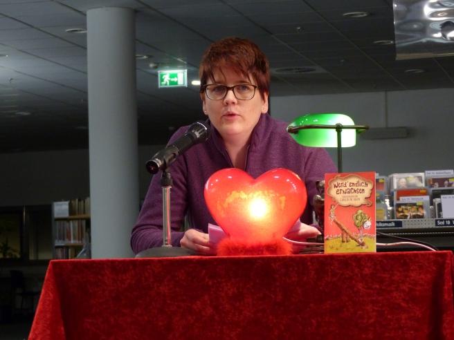 Carolin Hafen liest