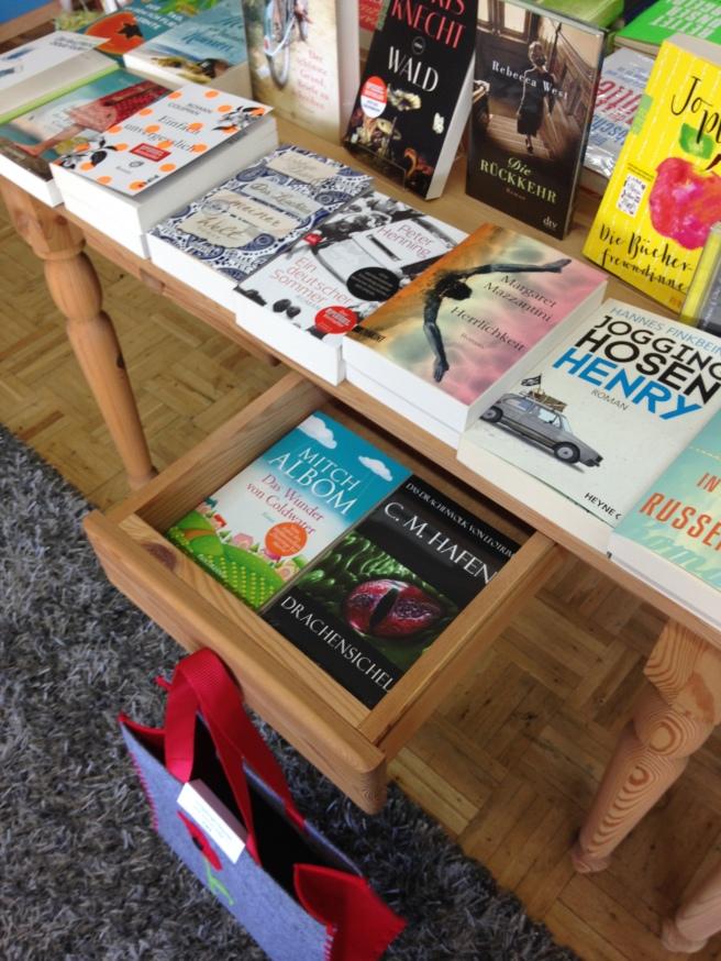 Drachensichel - in der Buchhandlung Grimm´s lesen & genießen.