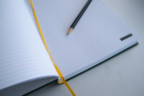 Stift und Papier