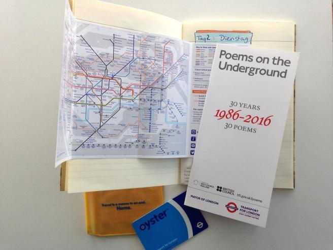 Poems on the Underground