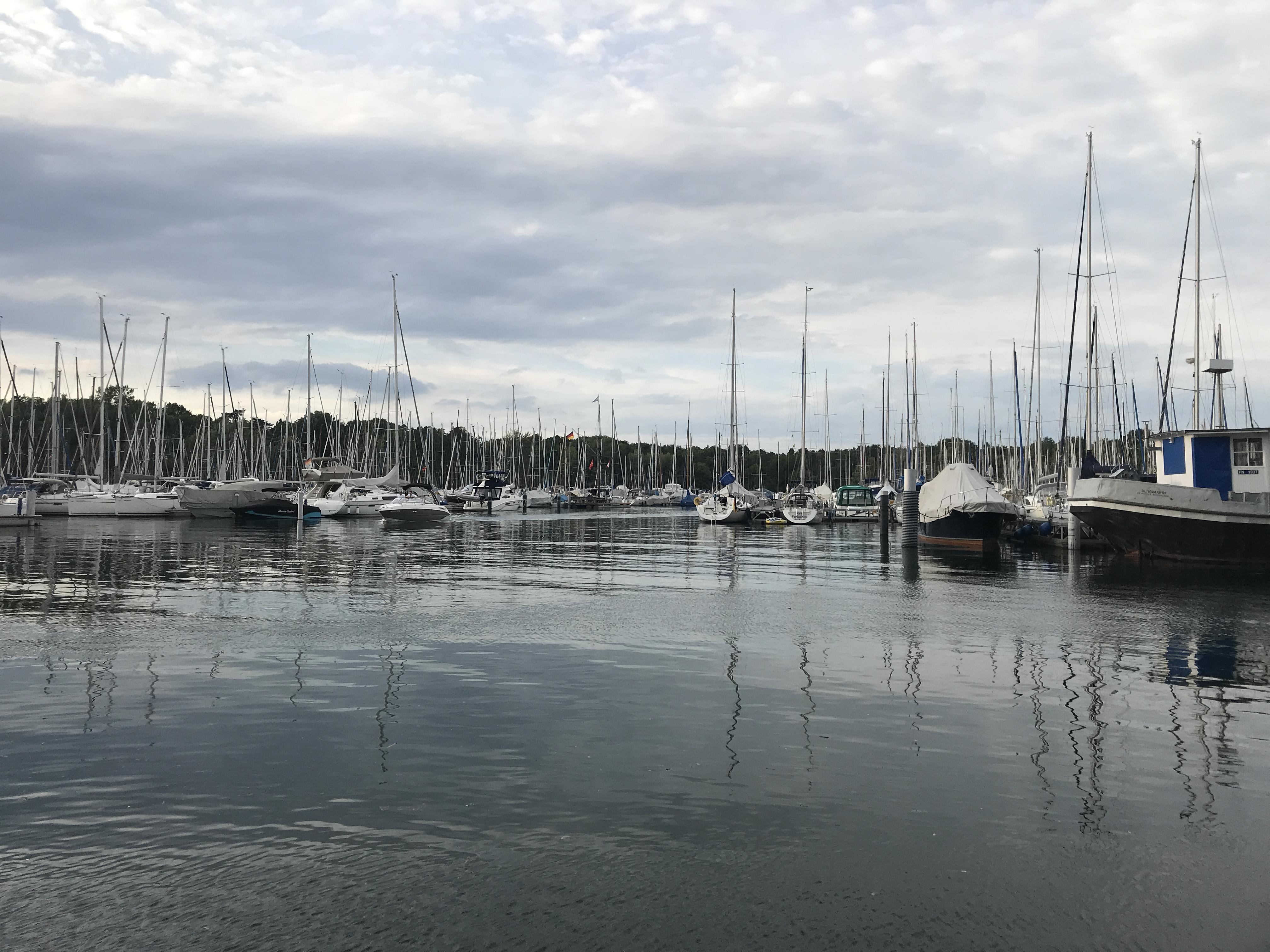 Segelhafen Kressbronn